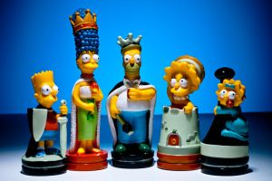 The Simpsons by 611productions