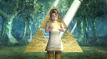 A Triforce for Ilia. by Ilora24