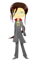 Butler Grell by EmiMagick