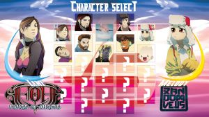 FoA_VS_RandomVues: Char select by FooRay