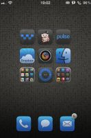 Iphone Suave HD Icons by ILikeMilch