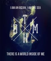Crucify Me - Bring me the Horizon Poster by RonyeryX