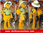Daring Do MLP Fursuit Costume Cosplay Pony by AtalontheDeer