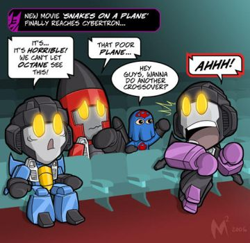 Lil Formers - Seekers by MattMoylan