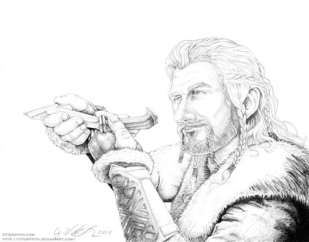 Fili the Dwarf 1 by cfgriffith