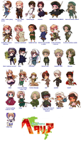 what admin's brother tinks of hetalia by Ask-HetaoniShina