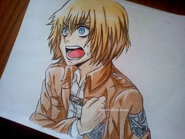Hey, Armin! by DoreiShounen