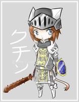 Chibi Ching PLD by Kuching-sama