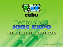 TechJobs Expo-Cebu sample by timadrianodesigns