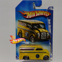 Dairy Delivery Milk Truck by idhotwheels