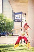 Erza Scarlet: Final Blow by firecloak