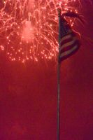 Labor Day Fireworks, Boom 22 by Miss-Tbones