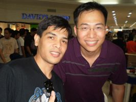 with Philip Tan by force2reckon