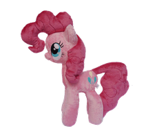 Pinkie Plush Spin by Wild-Hearts