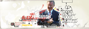 Sir Alex by unitedzone