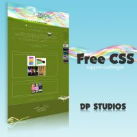 FREE Creative CSS by cssdesigns