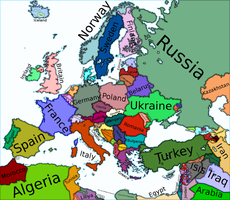 Current Situation in Europe - September, 2015 by Thumboy21