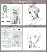 Then and Now by livemylex