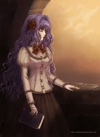 LI: Stare by The-Nonexistent