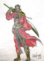 Auron by WhereShadowsThrive