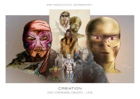 CREATION Concept art by tanman1
