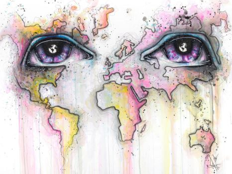 World at Large by collinsalazar