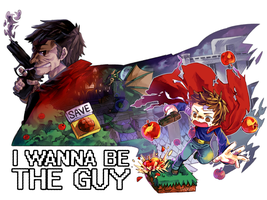 I Wanna Be The Guy by Creamsouffle