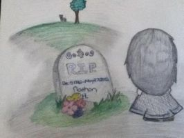 R.I.P. Anime by HowlForLife