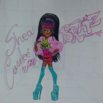 Bratz 16th Anniversary - Shea Coule  by GuiZSTAR