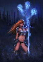 Claymore by NPye13