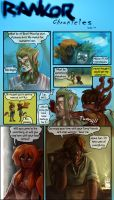 Rankor Chronicles: 149th page by SandraMJ