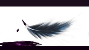 The Quill Of Violet Ink by Yiya-styles