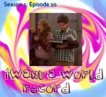 iWant a World Record by MidnightAvatArtist8