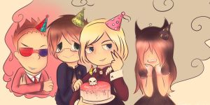 Happy b-day Kiesha! by pipomanager-mimmi