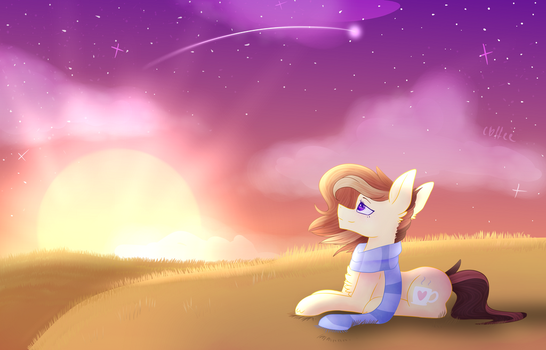 Across The Plains by CoffeeBeanu