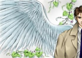 Castiel by Leyla-Lovely