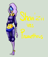 :Shan'Zii Vas Prometheus: by I-want-some-Squib