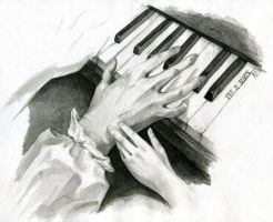 -Piano- by RiEile