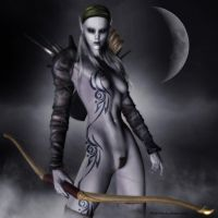 War Drow by XxWarbladexX