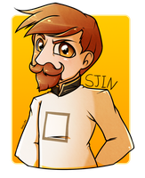 Yogscard - Sjin/Paul by Shellahx