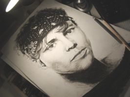 Ashton Irwin by iMeshQa