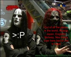 Slipknot Thoughts 14 by XChrisxLoveX