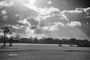 Light And Clouds by IgorKal