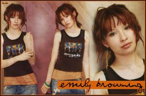 Blend - Emily Browning by brok3nmirror