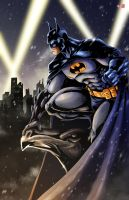 The Batman by WiL-Woods