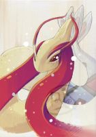 beautifull milotic by tikopets