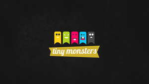 Tiny Monsters 2 by Gelbaxa
