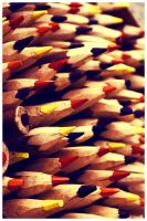 Pencils by abus