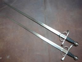 Sideswords 16th Century - 1 by Danelli-Armouries