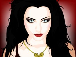 Amy Lee by AlyOh